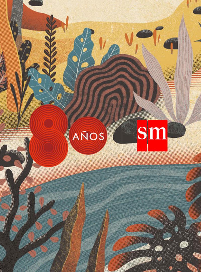 80º aniversario Ediciones SM