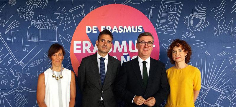 30º aniversario del Programa Erasmus+, Comisión Europea