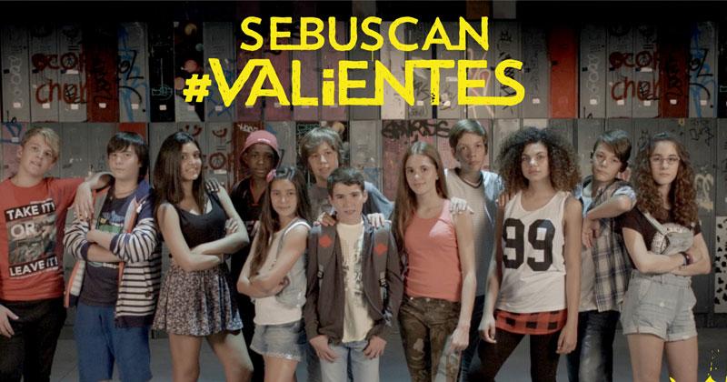 "Premio Juan Pablo de Villanueva: Campaña contra Acoso Escolar ""Se buscan valientes"", de MEDIASET España"